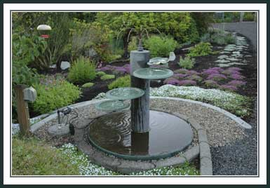 Bird Bath Design